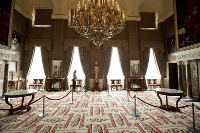 Royalblog nl hemelbed willem ii nu in amsterdam for De koning interieur