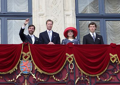 Luxembourg royalty
