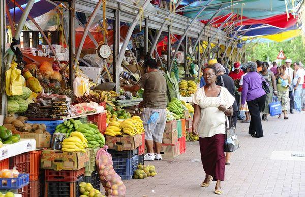 Floating Market Sha Caprileskade