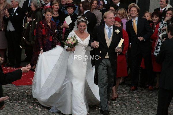 Oranjes Meer Dan Compleet Bij Brussels Huwelijk