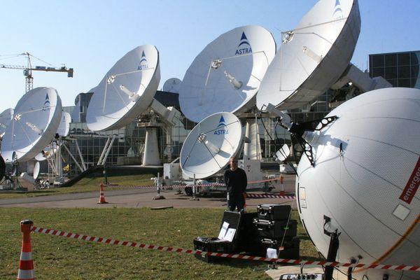 Sferic satelite-astra