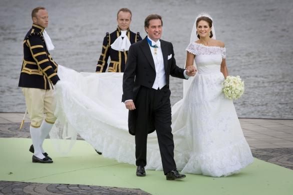 Royalblog Nl Dochter Voor Madeleine En Chris