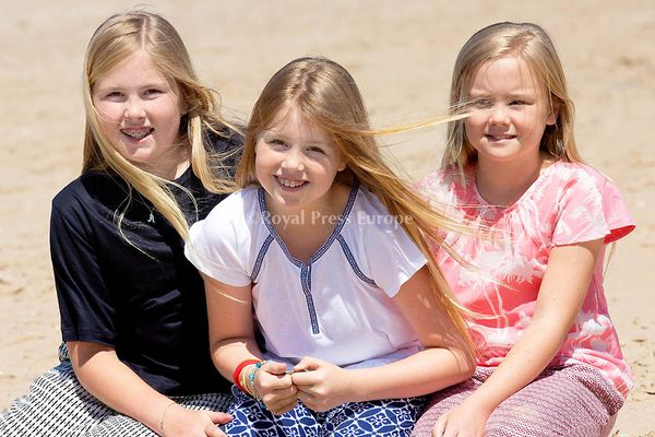 Dutch King: 'Princess Alexia is doing well' - News Summary
