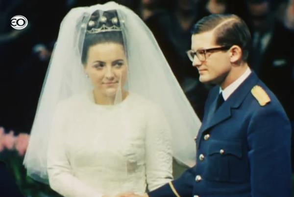 Prinses Margriet 40 Jaar Getrouwd