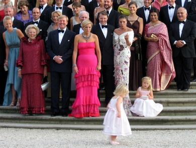 prins willem alexander 40 jaar ROYALBLOG.NL: Veel koninklijke gasten feest Alexander prins willem alexander 40 jaar