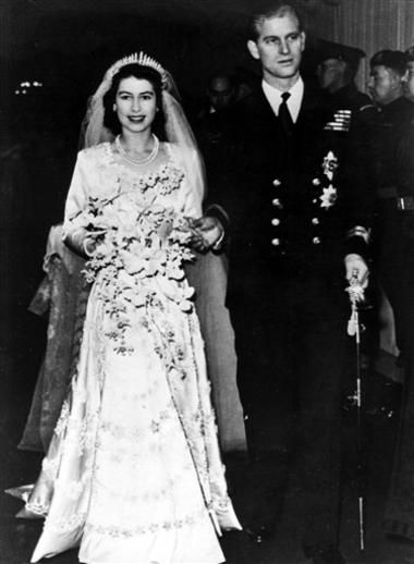 huwelijk koningin elisabeth