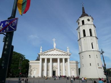Vilniuskathedraaltoren